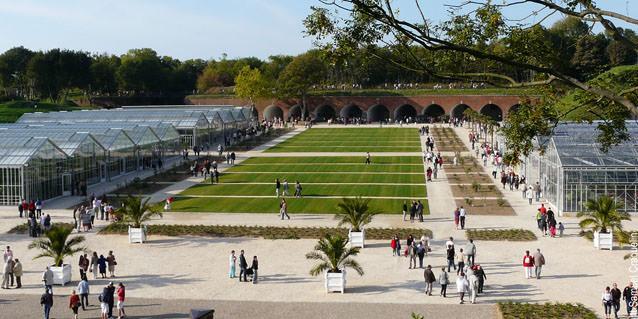 les jardins suspendus - Jardin Japonais Le Havre